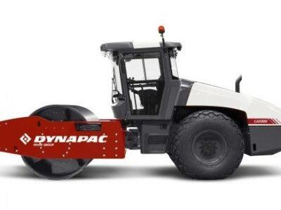 New DYNAPAC CA5000D soil compactor