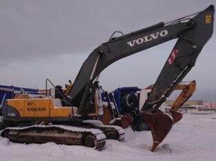 Volvo EC 290BLC Excavator