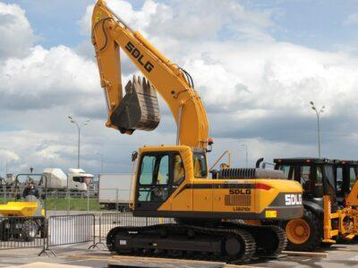Excavator sales in China up 85% in the first quarter of 2021